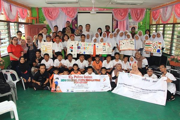 CSR Pulau Salak & SK Salak