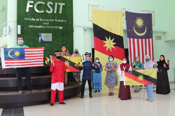 Program Majlis Perasmian Bulan Kemerdekaan