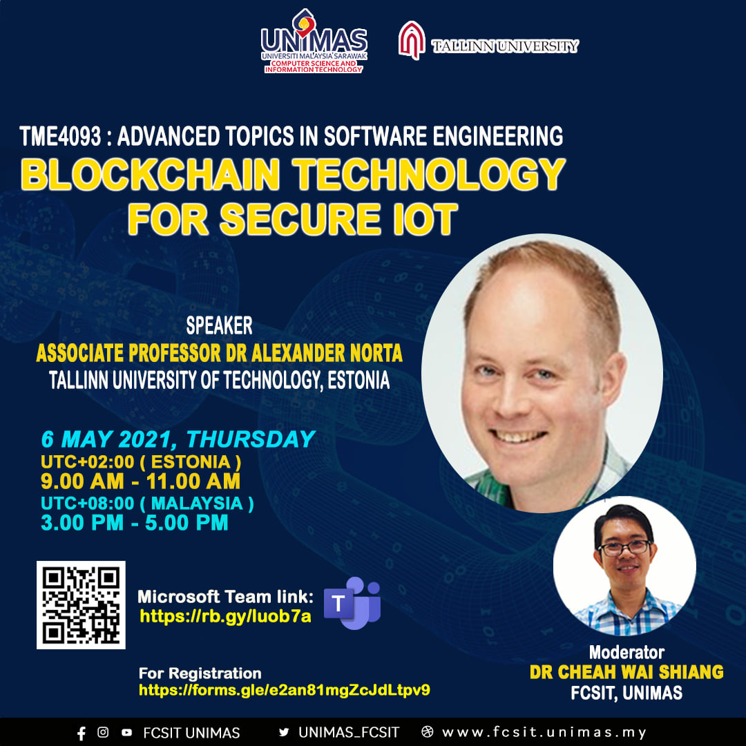 Blockchain Technology for Secure IOT