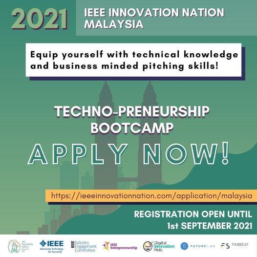 Techno-preneurship Bootcamp